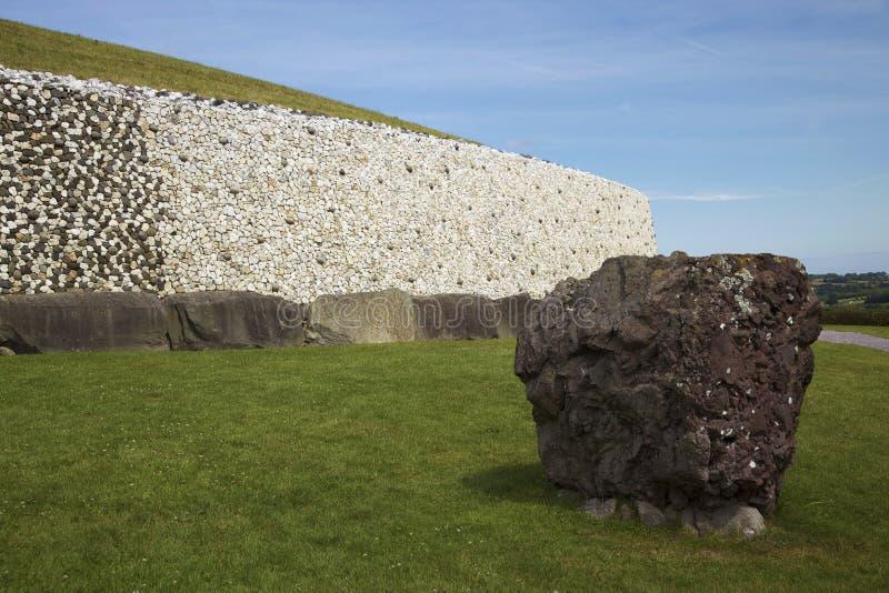 Newgrange stock images