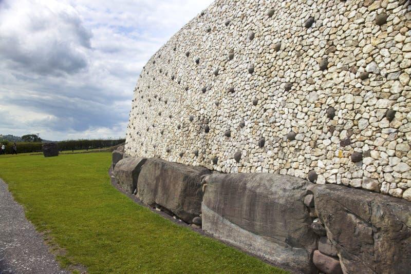 Newgrange stock photos