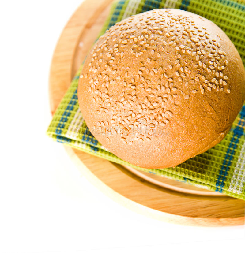 Newly Baked Bread Royalty Free Stock Photography