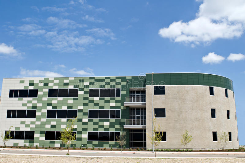 Download Newly Constructed Building stock image. Image of checked - 10048923
