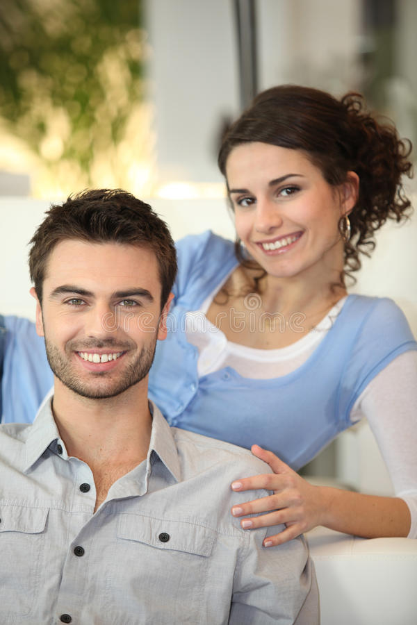 Download Newly married couple stock illustration. Image of blissful - 23694329