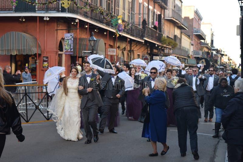 Newlyweds στοκ φωτογραφία με δικαίωμα ελεύθερης χρήσης