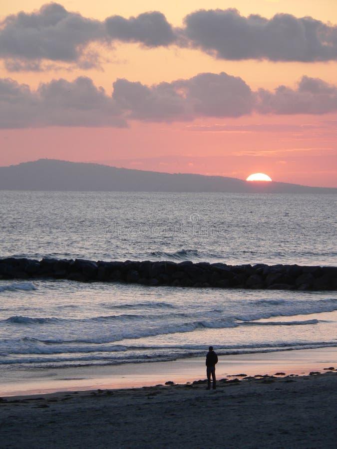 Newport 1 słońca zdjęcie royalty free