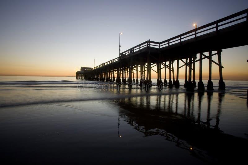 Download Newport Beach pier stock image. Image of tourism, california - 5252301
