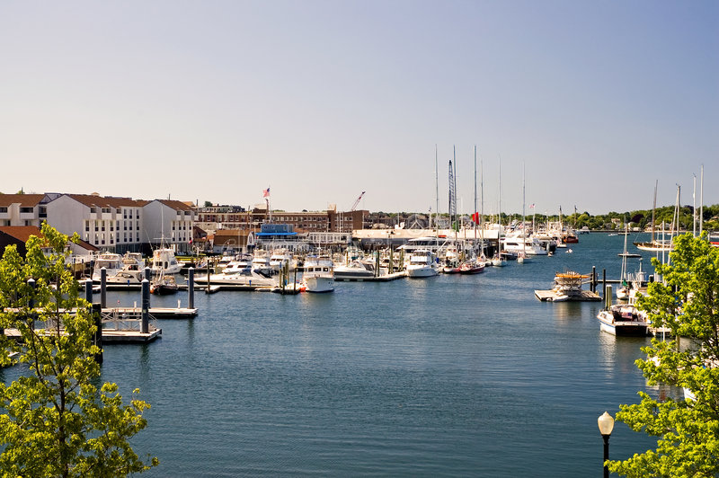 Download Newport Harbor Royalty Free Stock Photos - Image: 2693598