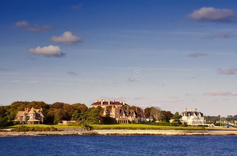 Download Newport Mansions editorial image. Image of global, summer - 12992285