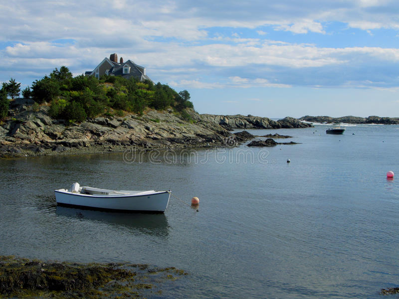 Newport Rhode Island Bay royalty free stock image