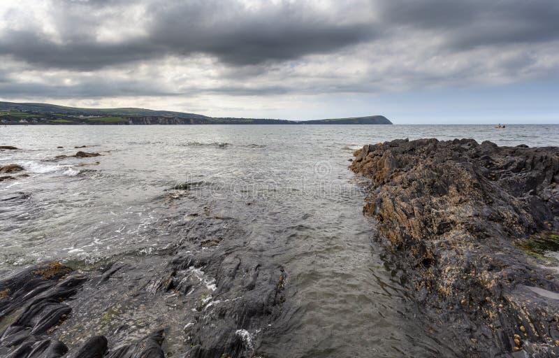 Newport Sands, Pembrokeshire stock photo
