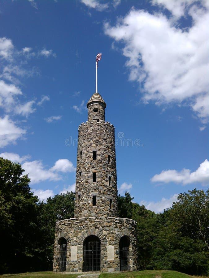 Newport tower royalty free stock photo