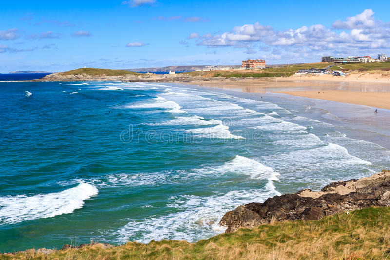 Download Newquay Cornwall England stock photo. Image of nobody - 33067704