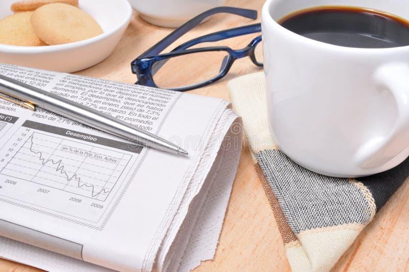 Download News stock photo. Image of workplace, break, paperwork - 9526134