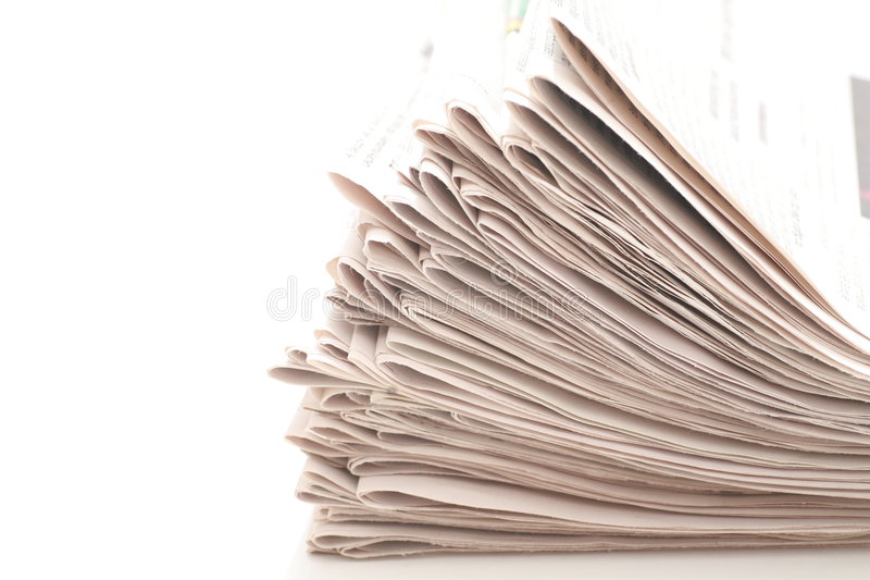 Download News stock image. Image of folded, advertisement, magazine - 975583