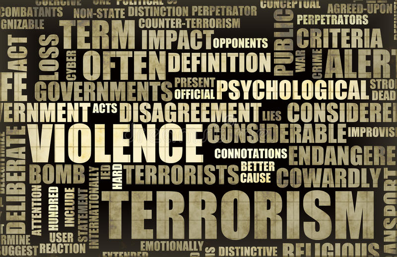 Download News Headline Terrorism stock illustration. Image of detection - 12858006