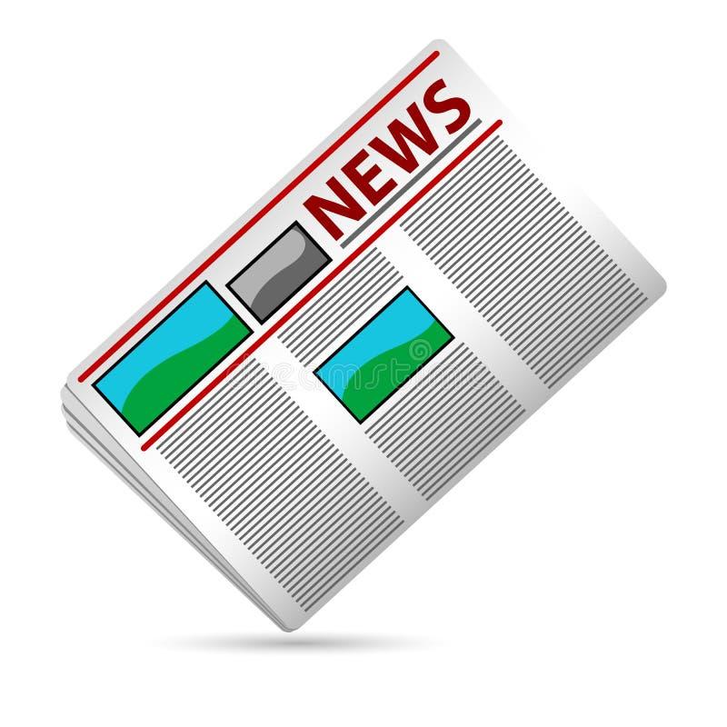 News Paper vector illustration