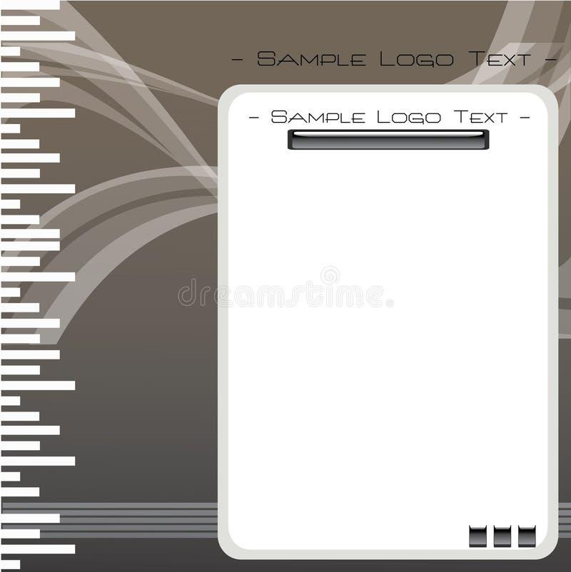 Download Newsletter stock illustration. Image of line, corporate - 6633313
