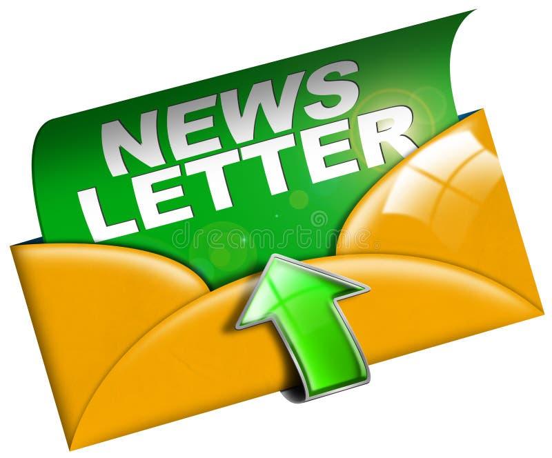 Newsletter Web Concept