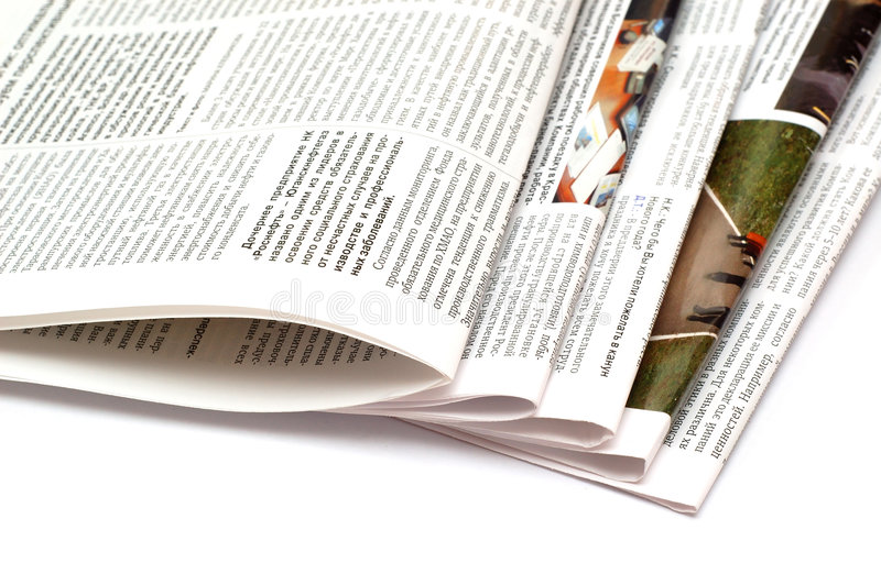 Download Newspaper stock photo. Image of article, news, commentary - 8613968