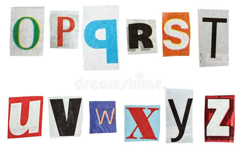 Newspaper alphabet stock image image of white text 65251495 download newspaper alphabet stock image image of white text 65251495 spiritdancerdesigns Gallery
