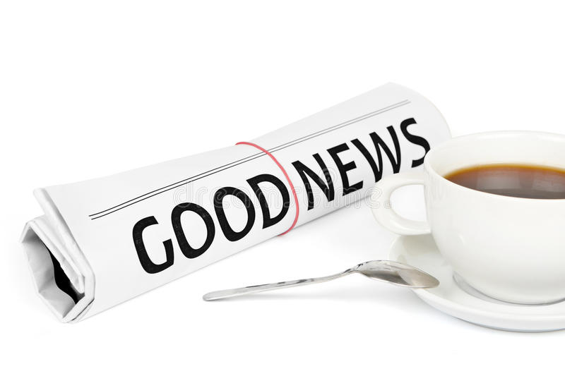 The newspaper GOOD NEWS