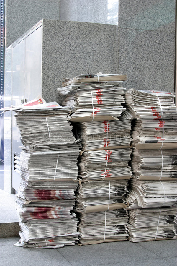 Download Newspapers Royalty Free Stock Images - Image: 3421969