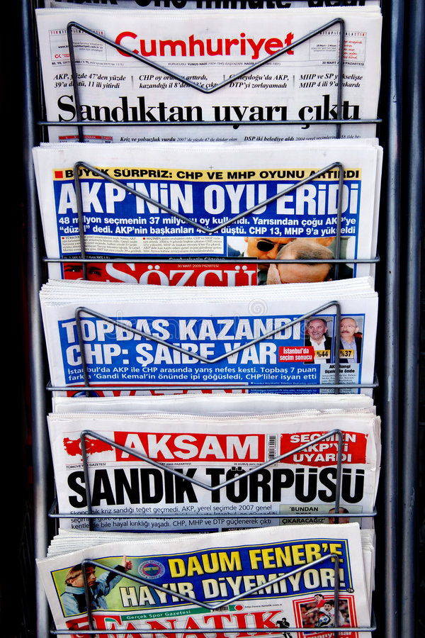 Download Newspapers editorial image. Image of newspaper, media - 8787805