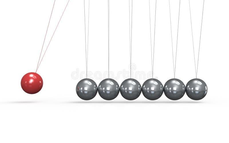 Newton. illustrazione vettoriale
