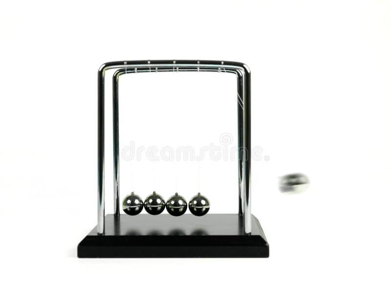 Download Newtons Cradle stock image. Image of newton, balls, conceptual - 11714267