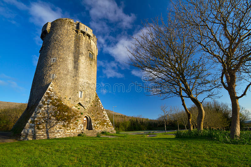 Download Newtown Castle in Ireland stock image. Image of attraction - 24385711
