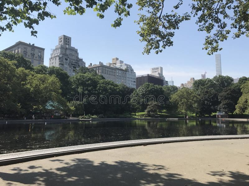 Newyork башни стоковое изображение