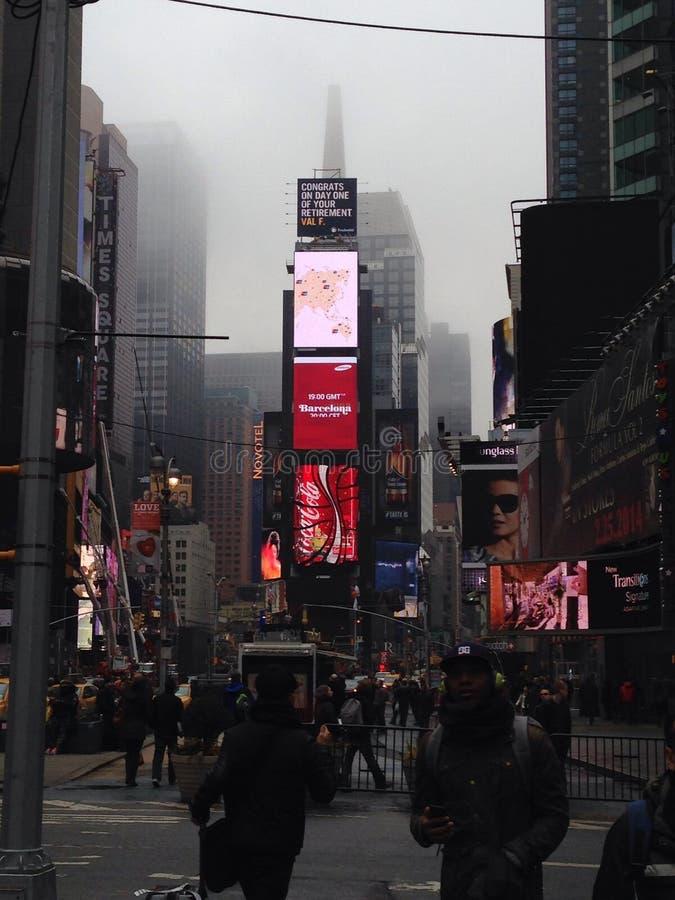 NewYork Time Square image libre de droits