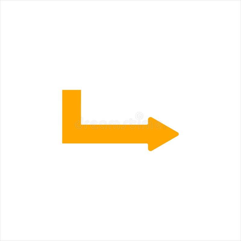 Download Next Arrow stock vector. Illustration of information, right - 5829877