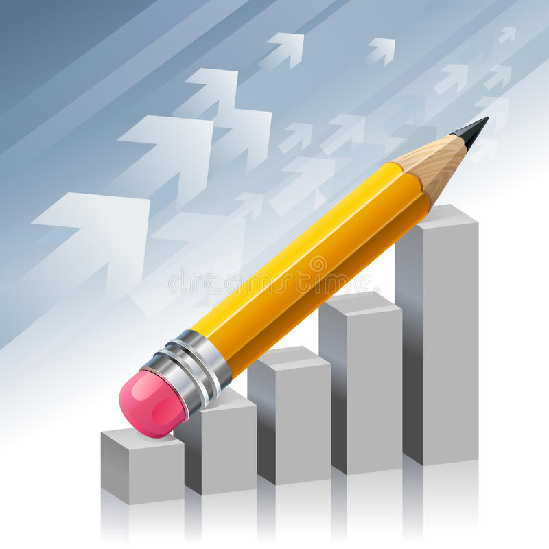 The Next Big Business Idea Stock Photo