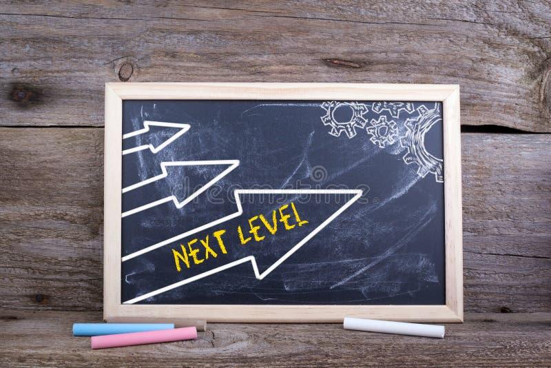 Next Level stock image