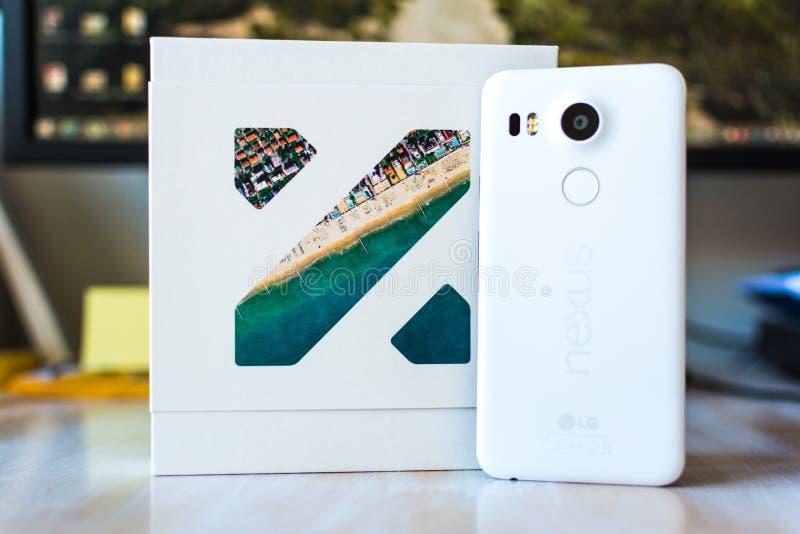 Nexus 5X stock image