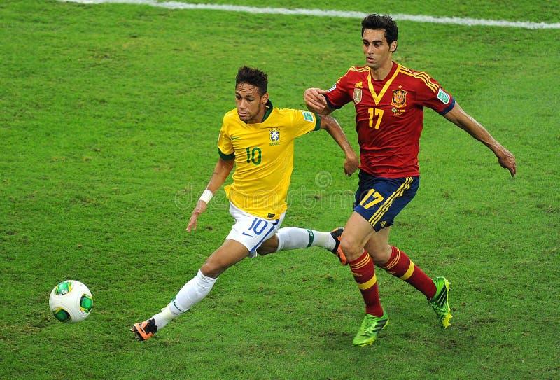 Neymar 图库摄影