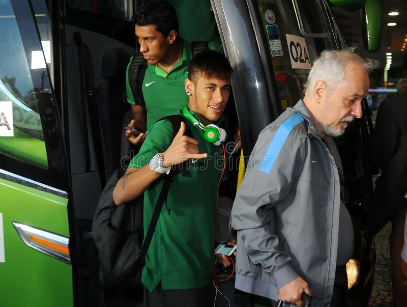 Neymar fotos de archivo