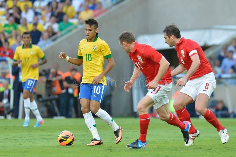 Neymar foto de stock royalty free
