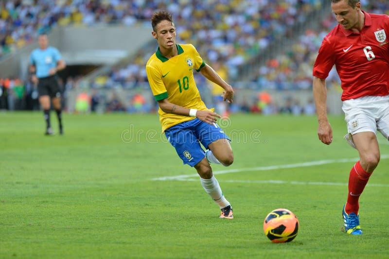 Neymar imagem de stock royalty free