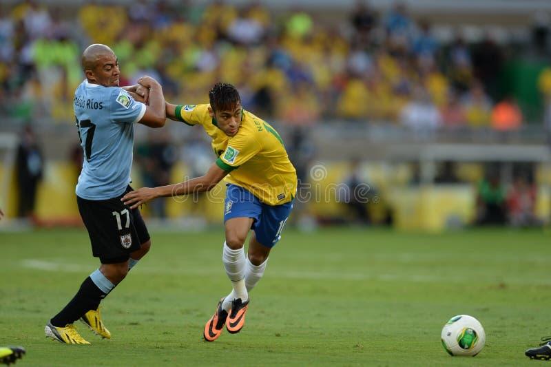 Neymar imagens de stock