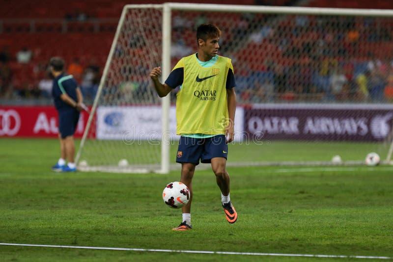 Neymar stockfoto