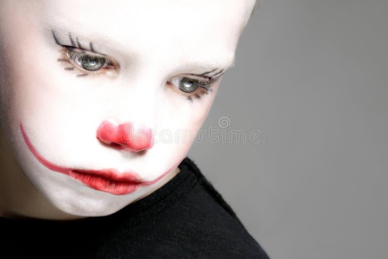 Nez rouge images libres de droits