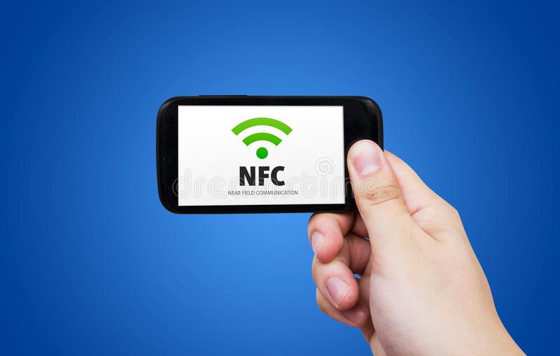 Download NFC Banking Payment Technology Stock Image - Image: 31287469