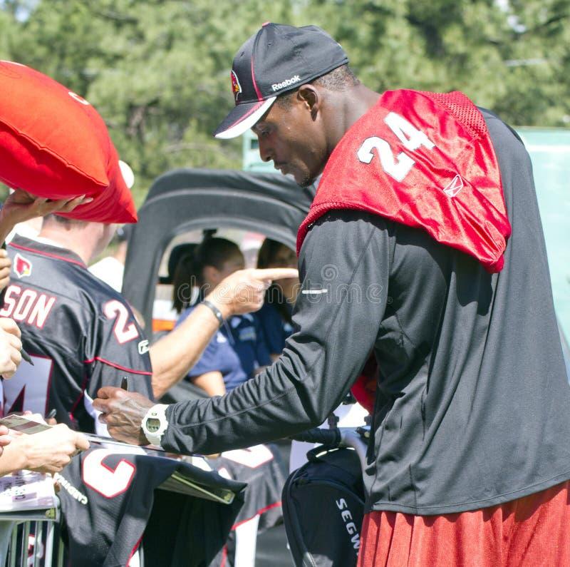 NFL Arizona Cardinals Adrian Wilson royalty free stock images