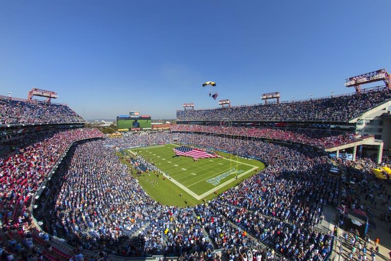 NFL : 26 octobre Houston Texans Vs Tennessee Titans photo libre de droits