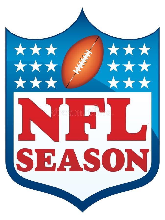 NFL Season stock illustration