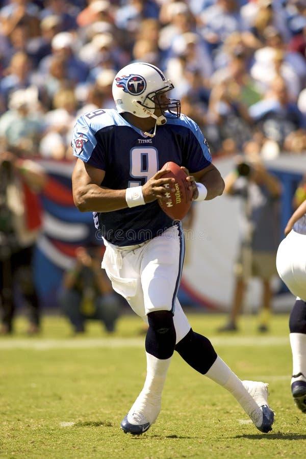 NFL Steve McNair stock afbeeldingen