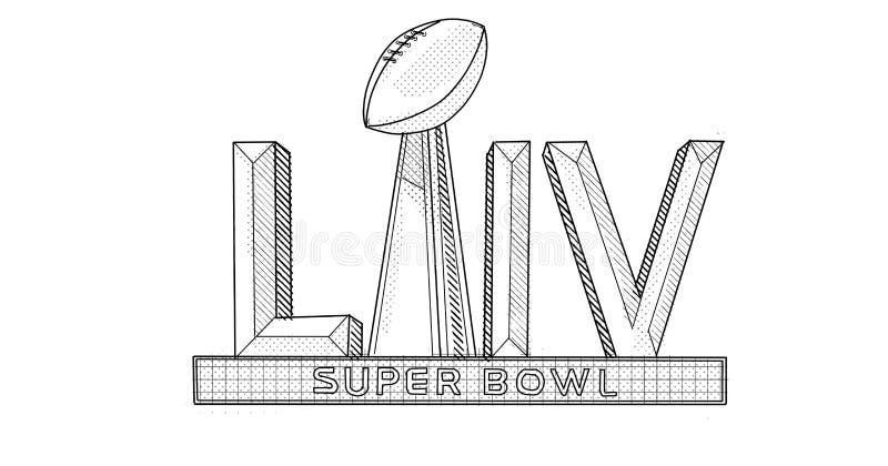 Super Bowl Stock Illustrations 2 137 Super Bowl Stock Illustrations Vectors Clipart Dreamstime