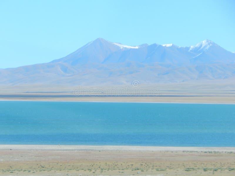 Ngari prefektura w Tybet zdjęcia royalty free