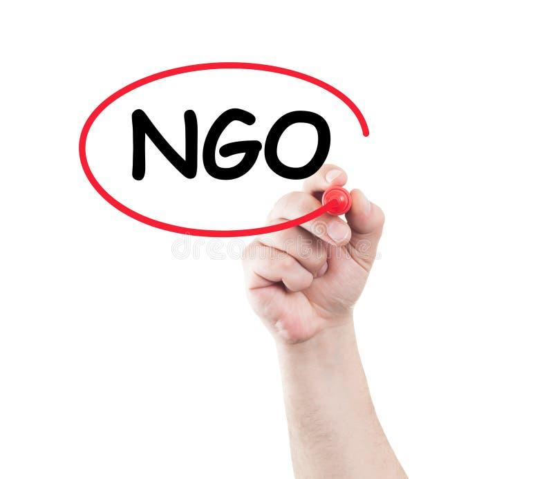 NGO stock foto's