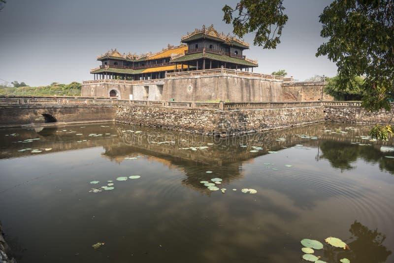 Ngo Mon Gate fotografie stock libere da diritti